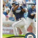 MIGUEL TEJADA 2011 Topps #133.  PADRES