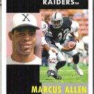 MARCUS ALLEN 1991 Pinnacle #232.  RAIDERS