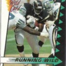 MARION BUTTS 1992 Wild Card Running Wild Ins.  CHARGERS