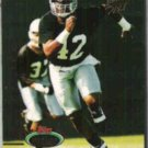 PATRICK BATES 1993 Stadium Club Rookie #217.  RAIDERS