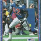 VINCENT BRISBY 1993 Edge #311.  PATRIOTS