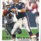 DREW BLEDSOE 2000 Fleer Focus #193.  PATRIOTS