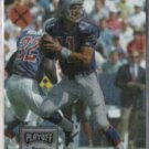 DREW BLEDSOE 1993 Playoff Rookies #1.  PATRIOTS
