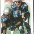 DREW BLEDSOE 2000 Skybox Dominion #142.  PATRIOTS