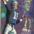 DREW BLEDSOE 1995 Fleer #246.  PATRIOTS