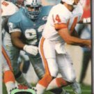 JERRY BALL 1992 Stadium Club #208.  LIONS