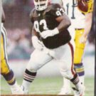 JERRY BALL 1993 Fleer Ultra #70.  BROWNS