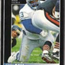 JERRY BALL 1992 Pinnacle #158.  LIONS