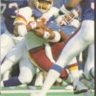 EARNEST BYNER 1991 Fleer Ultra #269.  REDSKINS