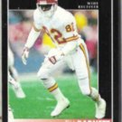 TIM BARNETT 1992 Pinnacle #223.  CHIEFS