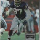 CORNELIUS BENNETT 1993 Playoff #54.  BILLS