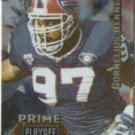 CORNELIUS BENNETT 1995 Prime Playoff #144.  BILLS