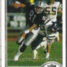 TIM BROWN 1991 Upper Deck #294.  RAIDERS