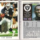 TIM BROWN (2) 1993 Score #21.  RAIDERS