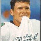 MARK BRUNELL 1998 Fleer Ultra #177.  JAGUARS