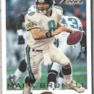 MARK BRUNELL 2000 Fleer Focus #86.  JAGUARS