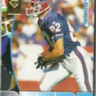 DON BEEBE 1995 Edge Black Label #24.  PANTHERS