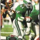 KEITH BYARS 1993 Stadium Club #66.  EAGLES