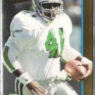 KEITH BYARS 1992 Action Packed #204.  EAGLES