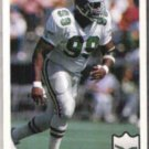 JEROME BROWN 1992 Fleer #317.  EAGLES