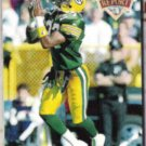 TERRELL BUCKLEY 1992 UD Coaches Report Ins. #CR14.  PACKERS