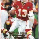 STEVE BONO 1995 Action Packed #2.  CHIEFS