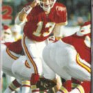 STEVE BONO 1996 Action Packed #26.  CHIEFS