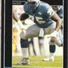 LOMAS BROWN 1992 Pinnacle #177.  LIONS