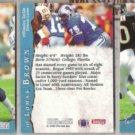 LOMAS BROWN (3) 1993 Pro Set #136.  LIONS