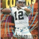 KERRY COLLINS 1997 Skybox Impact #12.  PANTHERS