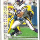 CRIS CARTER 1993 Upper Deck #137.  VIKINGS