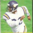 CRIS CARTER 1990 Pro Set #571.  VIKINGS
