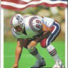 EUGENE CHUNG 1992 AW Sports RC #31.  PATRIOTS