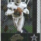 QUINCY CARTER 2002 Playoff Absolute #107.  COWBOYS