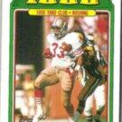 ROGER CRAIG 1988 Topps 1000 Yd. Club #19.  49ers