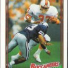 REGGIE COBB 1991 Topps #489.  BUCS