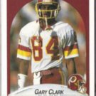 GARY CLARK 1990 Fleer #154.  REDSKINS