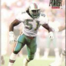 BRYAN COX 1992 Pro Set Power #251.  DOLPHINS