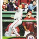 PLACIDO POLANCO 2011 Topps #89.  PHILLIES