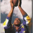 ANTHONY CARTER 1991 Pro Line Portraits #297.  VIKINGS