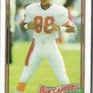 MARK CARRIER 1991 Topps #483.  BUCS
