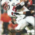 BEN COATES 1995 Action Packed #20.  PATRIOTS