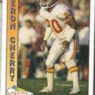 DERON CHERRY 1991 Pacific #206.  CHIEFS