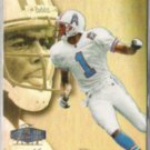 KEVIN DYSON 1998 Flair Showcase #38.  OILERS