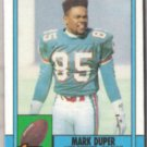 MARK DUPER 1990 Topps #330.  DOLPHINS
