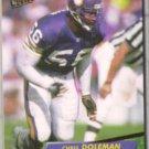 CHRIS DOLEMAN 1992 Fleer Ultra #234.  VIKINGS