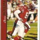 CHRIS DOLEMAN 1997 Topps #324.  49ers