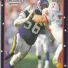 CHRIS DOLEMAN 1991 Fleer Stars + Stripes #82.  VIKINGS