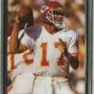 STEVE DeBERG 1990 Action Packed #112.  CHIEFS