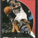 ALLEN IVERSON 1999 Skybox Apex #126.  76ers